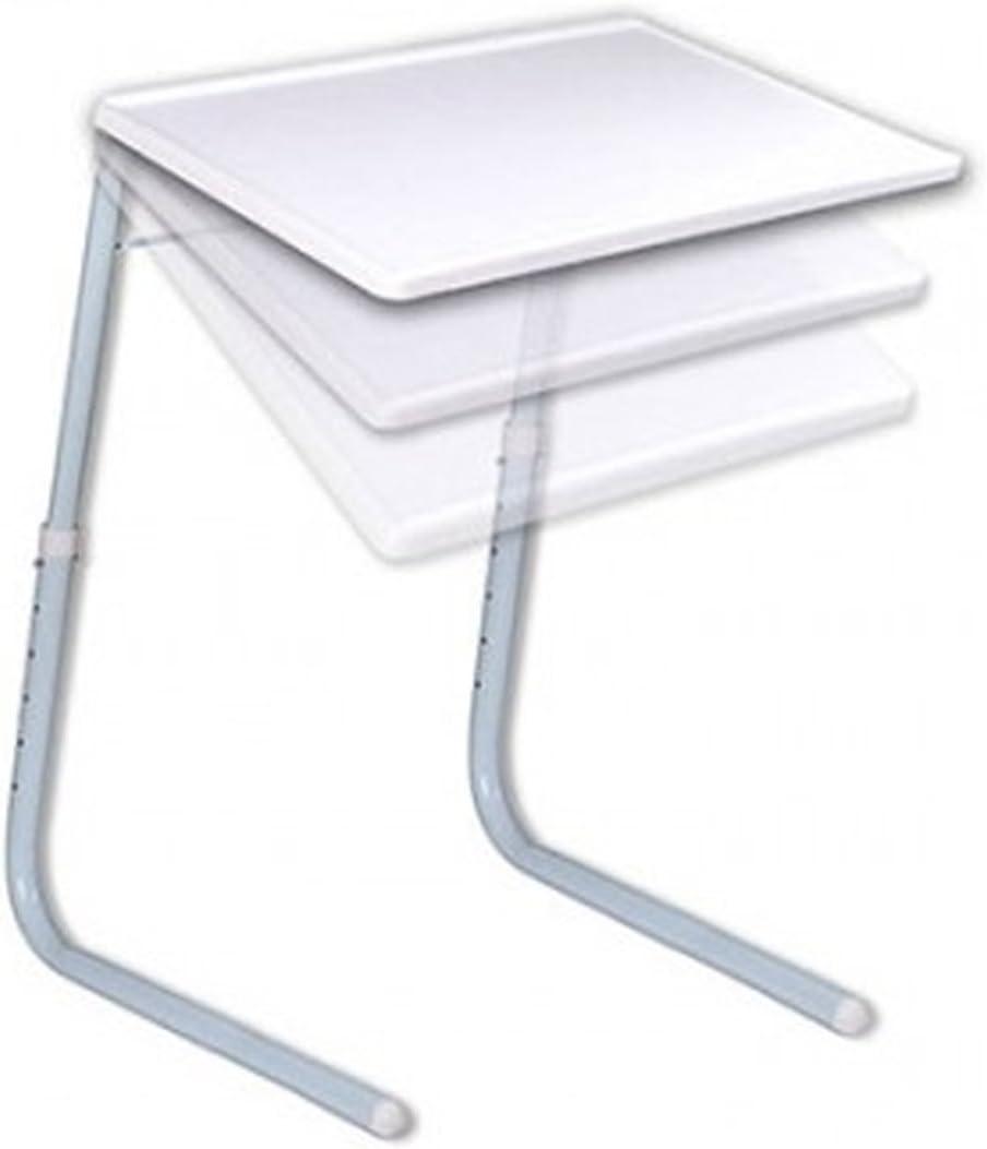 Fordy Table Mesa Auxiliar Plegable de múltiples Posiciones