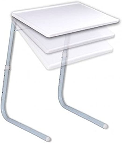 Fordy Table Mesa Auxiliar Plegable de múltiples Posiciones: Amazon ...