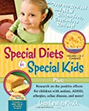 Special Diets for Special Kids, Ph.D., Lisa Lewis, 1935274120