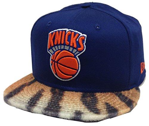 New Era 9Fifty Animalistic Viza New York Knicks Blue - Strapback Cap 9fifty