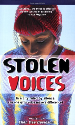 book cover of Stolen Voices