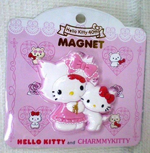 Hello-KittyCharmmy-Kitty-magnet-40th-anniversary-commemoration-by-Hello-Kitty