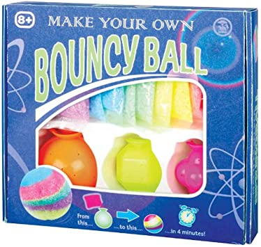 Tobar Make Your Own Bouncy Ball Kit