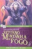 capa de Retorno à Montanha de Fogo - Volume 12