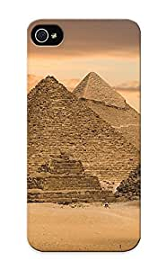 PkoLUhi2424bchZW New Iphone 5/5s Case Cover Casing(egyptian Pyramids )/ Appearance