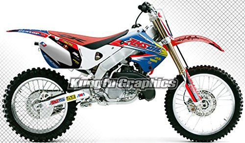 1997 Cr125 - 3
