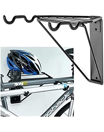 BICYCLE STAND FLOOR Foldable Storage Steel Bike Rack Rubber Garage Equipment