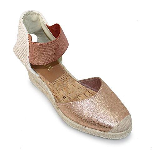 38 Sizes Gold Rose 41 Women's 8 Sandal Silver Lunar 39 Rose 37 Gold Melia 7 36 in 6 4 5 40 Wedge Gold 3 qxYnXqzwU