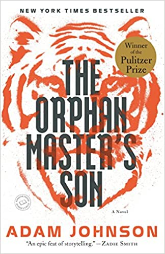 Image result for orphan masters son book cover