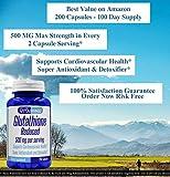 Glutathione Reduced - 200 Capsules - 500mg per