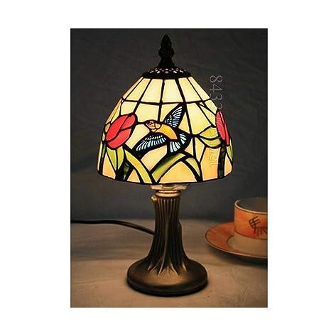 XIAOL-Decorative lights Lámpara de Escritorio Viva Hecha a ...
