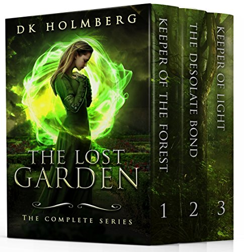 The Lost Garden: The Complete Series (A Tale Of Love And Darkness Summary)