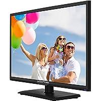 Sceptre E246BV-FC 24 LED Display 1920x1080 Full HD HDMI VGA USB, True Black (2017)