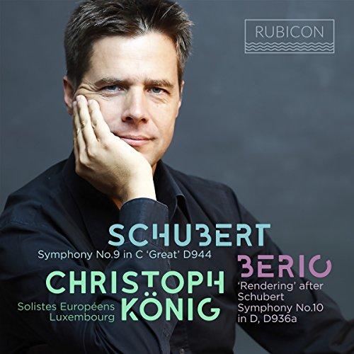 Schubert: Symphony No.9; Berio: Rendering