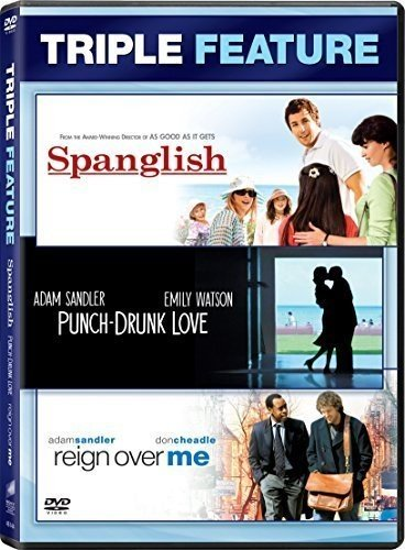 Punch-Drunk Love / Reign over Me / Spanglish - Vol - Set (Love Punch Dvd Drunk)