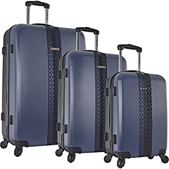 Nine West 3-Piece Hardside Spinner Luggage Set