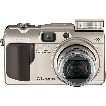 amazon com olympus c7000 7mp digital camera with 5x optical zoom rh amazon com olympus camedia c-7000 zoom user manual Olympus Camedia 2020