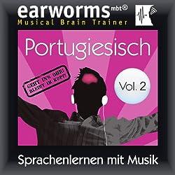 Portugiesisch (vol.2): Lernen mit Musik