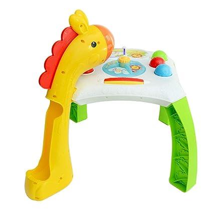 Cajas de música Niños que aprenden la mesa de juego Mesa de ...