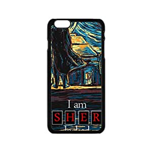 Sher Locked Black iPhone 6 case