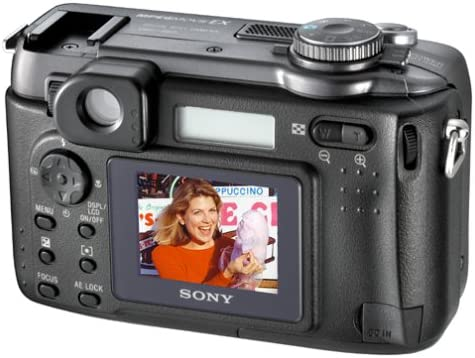 Sony DSCS85 CyberShot 4.1MP Digital Still Camera w/ 3x Optical ...