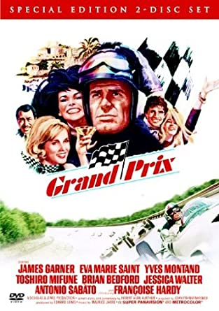 Grand Prix [Special Edition] [2 DVDs]: Amazon.de: Eva Marie Saint ...