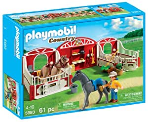 PLAYMOBIL Country Pony Stable