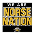 CafePress Northern Kentucky NKU Norse Nation - Tile Coaster, Drink Coaster, Small Trivet