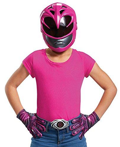 BESTPR1CE Girls Halloween Costume- Pink Ranger 2017 Kids Costume Accessory Kit