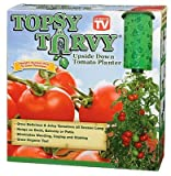 Kyпить Topsy Turvy Upside Down Tomato Planter - As Seen On TV (Pack of 2) на Amazon.com