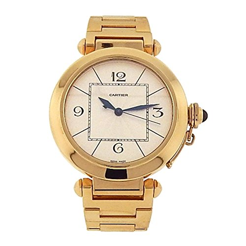Cartier Pasha Automatic-self-Wind Male Watch (Certified Pre-Owned)