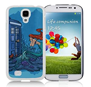 Dr Who With Ariel White Best Buy Customized Design Samsung Galaxy S4 I9500 Case