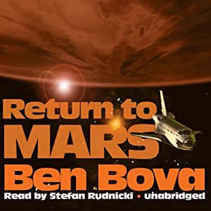 Return to Mars Hörbuch