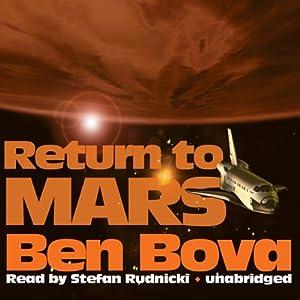 Return to Mars  Audiobook
