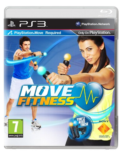 Sony Move Fitness Required Playstation 3