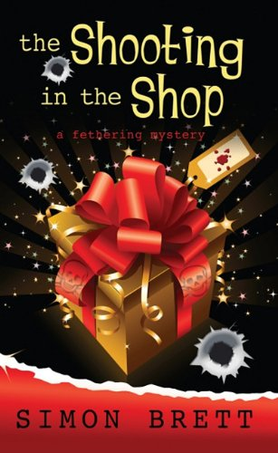 book cover of The Shooting in the Shop