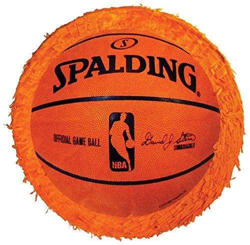 Spalding Basketball Pinata]()