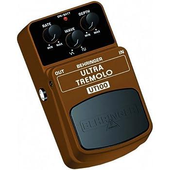 Behringer UT100 Classic Tremolo Effects