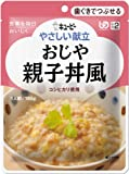 QP-friendly menu Category 2 rice gruel oyakodon style 160g ~ 6 pieces