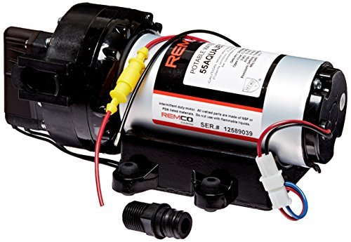 Remco (55-AQUAJET ARV) Aquajet RV Series Water Pump by Remco