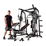 Marcy Diamond Elite Smith Cage Home Gym (MD9010G)