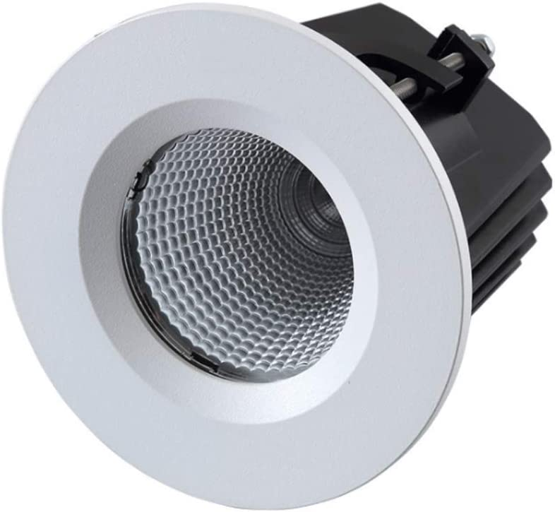 IP67 Impermeable A prueba de polvo LED Downlight Antideslumbrante CRI90 Alto color Renderizado LED Foco empotrado 95LM / W Alta eficiencia luminosa LED Luz de techo empotrada para cocina Baño Ilumin