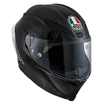 AGV pista GP carbono casco