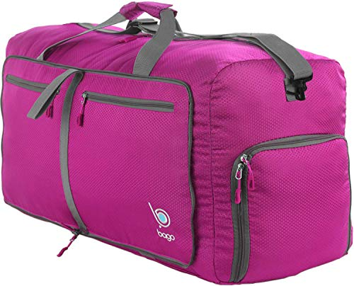 (Bago 80L Duffle Bag for Women & Men - 27