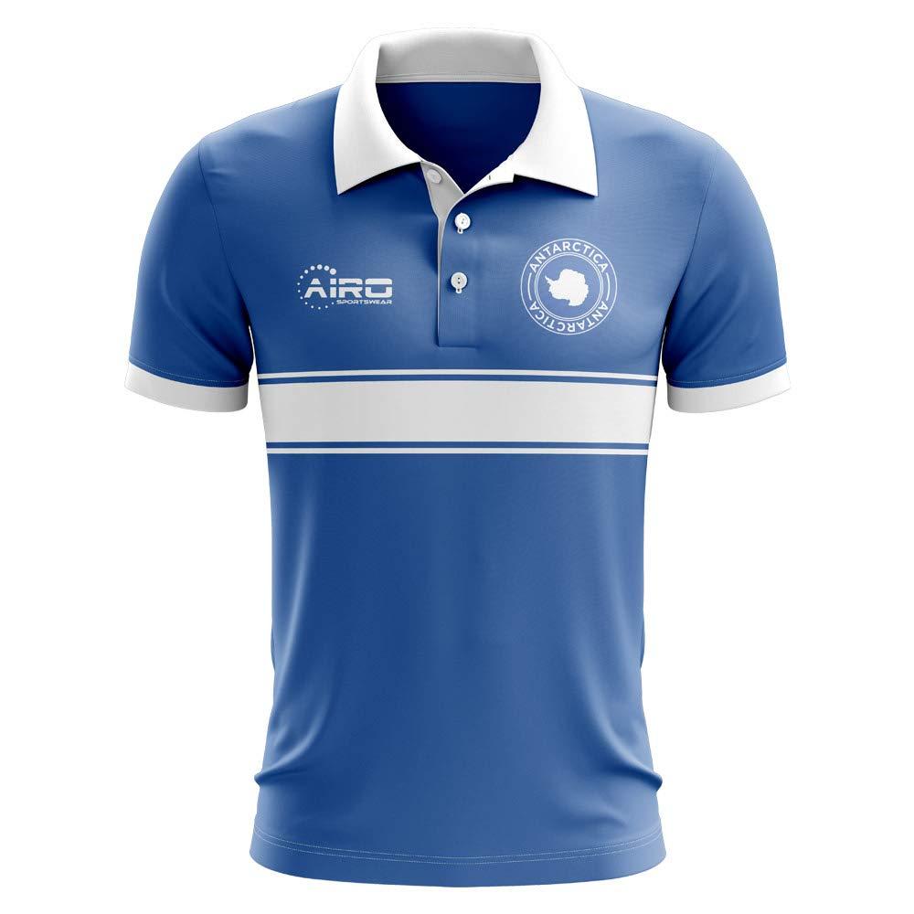Airo Sportswear Antarctica Concept Stripe Polo Football Soccer T ...