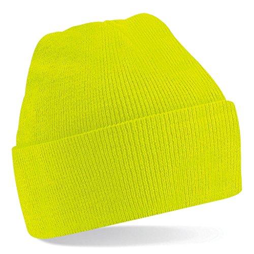 Ann Cappello giallo Susan unica fluorescente uomo da di misura ppTrx4q5w