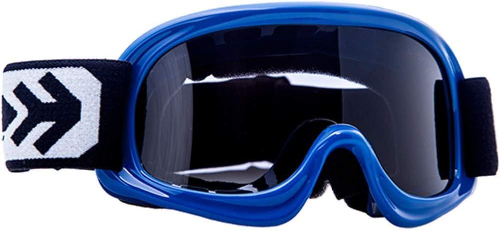 ARMOR Helmets AG-49 Gafas Cross Moto Ninos Amarillo Negro