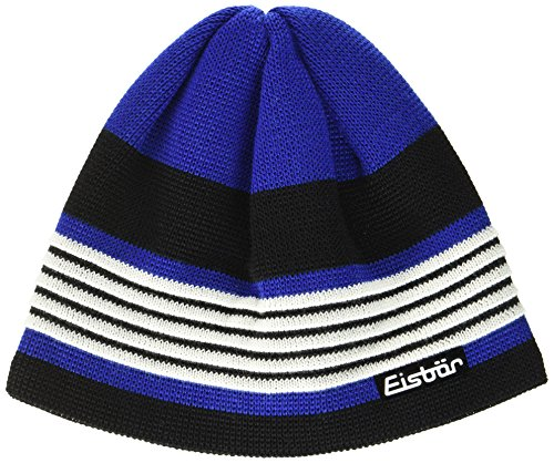 Punto by puntogorro Beanie Stripes Azul Gorro Eisbär Jano gIYZ6
