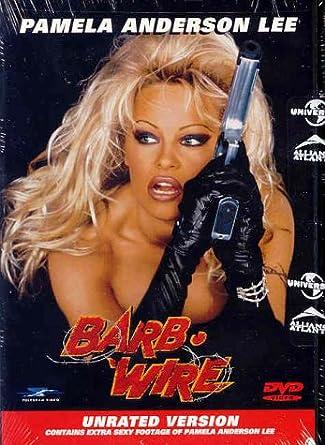 Amazon.com: Barb Wire (Unrated Version): Pamela Anderson, Temuera ...