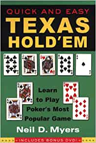 Texas holdem quick learn